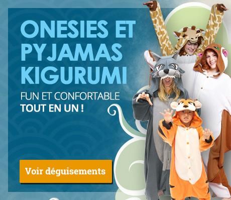 Onesies et Pyjamas Kigurumi