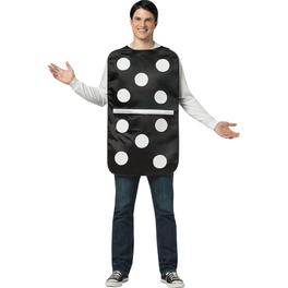 Déguisement Domino adulte