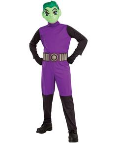 Costume Beast Boy Changeling Teen Titans go garçon