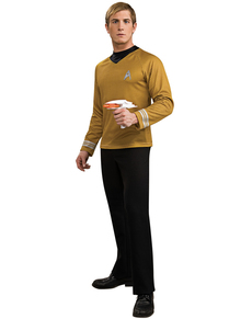 Costume Capitaine Kirk Star Trek deluxe homme
