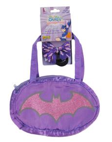 Kit sac et nœud cheveux Batgirl My Super Bestfriends fille