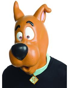 Masque Scooby Doo deluxe adulte