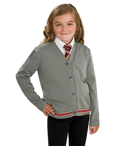 Kit costume Hermione Harry Potter fille