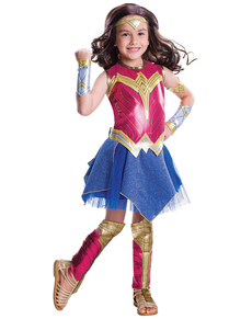 Costume Wonder Woman Batman vs Superman fille