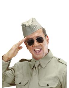 Chapeau soldat américain adulte